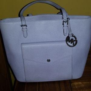 Light purple MK purse